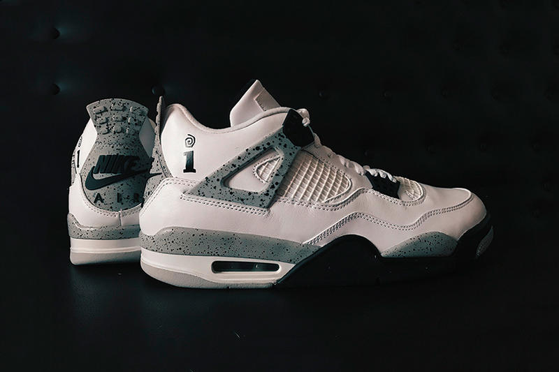 Exclusive Look at the Friends & Family Interscope Records x Air Jordan 4