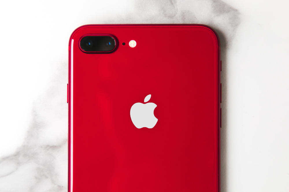 Apple iPhone 8 Plus (PRODUCT)RED Closer Look New Release