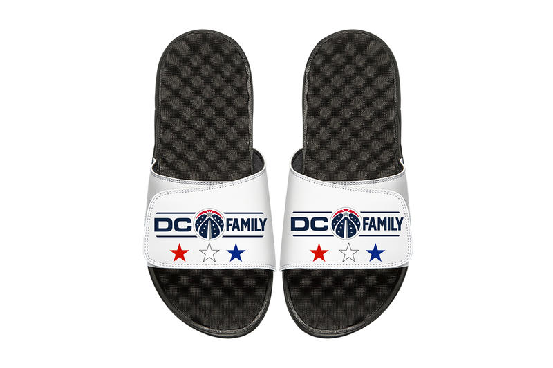 ISlide 2018 Playoff Collection nba team slides footwear sandals
