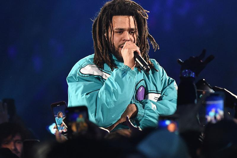 J Cole Dreamville Festival announcement september 15 2018 raleigh north carolina
