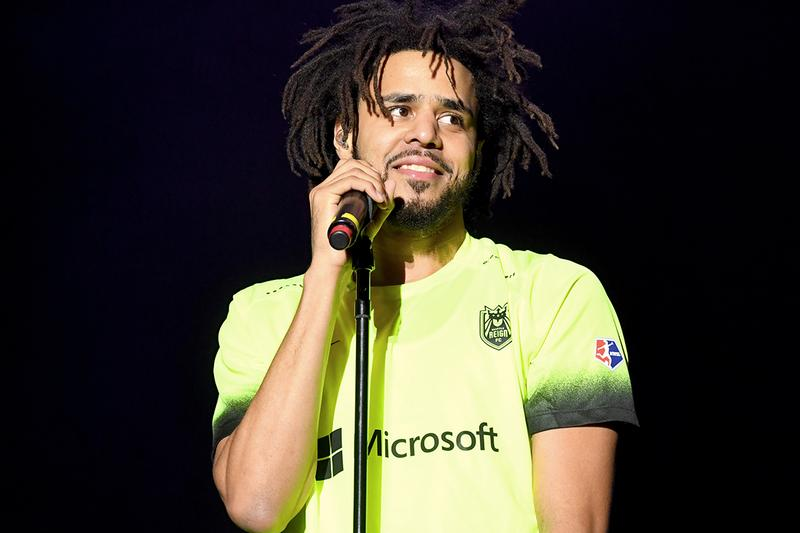 J. Cole Surprise 'K.O.D' Album New York City Listening Party April 20 release