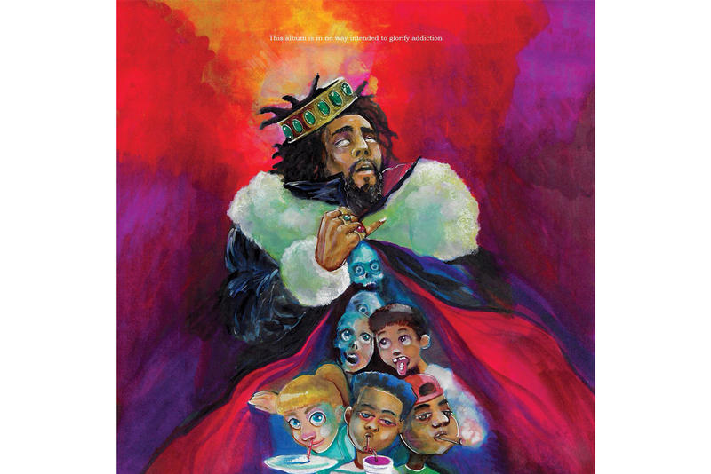 J. Cole KOD Album Stream