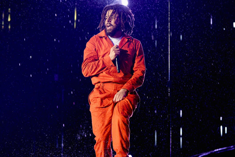 J. Cole K.O.D. No.1 Spot Billboard 200 Chart