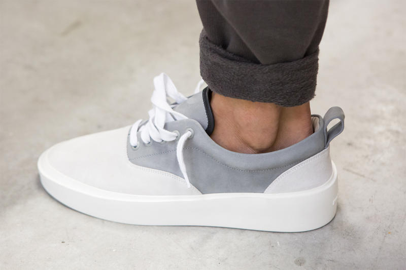 Jerey Lorenzo 101 Release info footwear fear of god fog footwear 2018 summer
