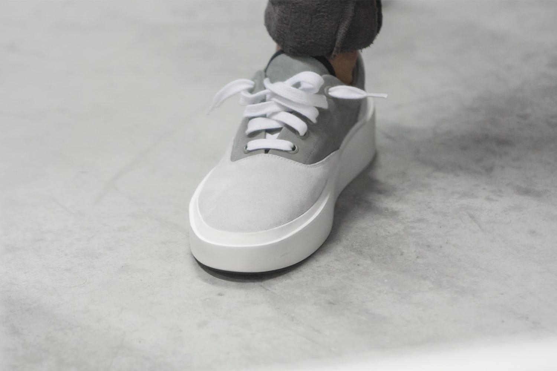 Jerry Lorenzo 101 White/Grey Release