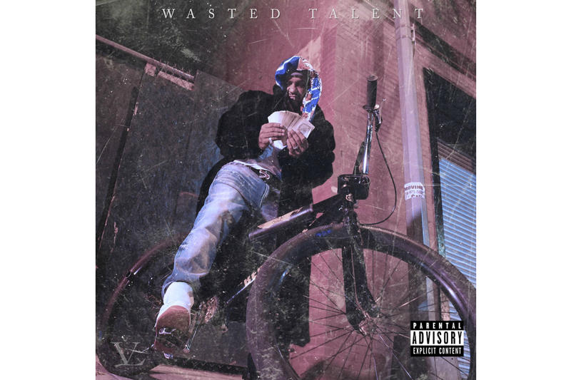 Jim Jones 'Wasted Talent' Album Stream