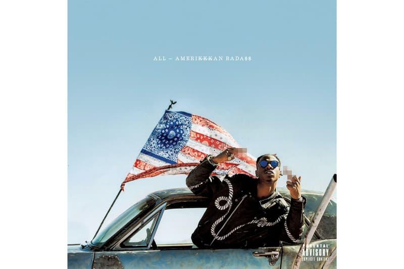 Joey Bada$$ 'All AmeriKKKan Bada$$' iTunes Apple