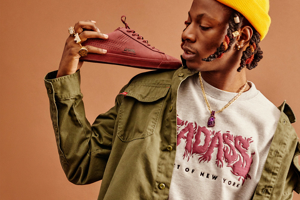 Joey Bada$$ First Collaboration With