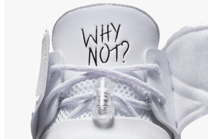 "Jordan Why Not Zer0.1 ""Do You"" Release Date All White sneaker marker DIY"