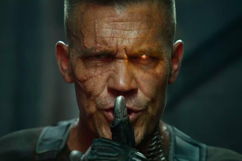 Josh Brolin Deadpool 2 Ryan Reynolds Cable Empire Thanos Avengers Infinity War Movie Film Details Hint Sequels