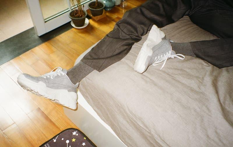 JOSHUA SANDERS Lookbook ZENITH Sneaker black white grey flirt CRASH HOLO LIGHT HOLO release info