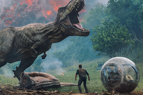 Final 'Jurassic World: Fallen Kingdom' Trailer Teases a Dino Rescue Mission