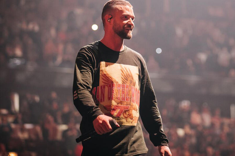 Justin Timberlake Man of the Woods Merch RSVP Gallery la los angeles heron preston available release date info drop