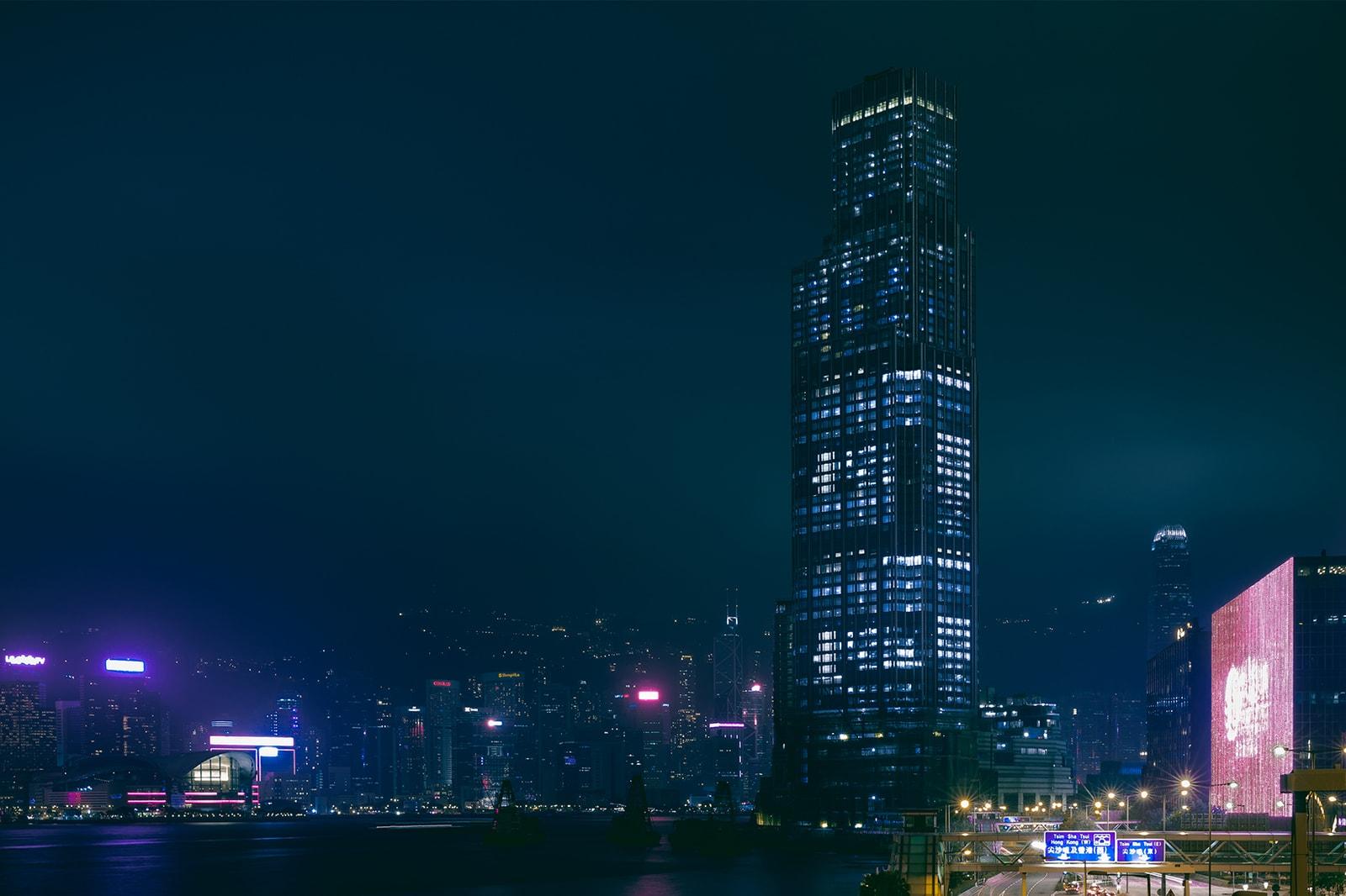 K11 Foundation Hong Kong Victoria Dockside Development Adrian Cheng Cultural Hub Workspace