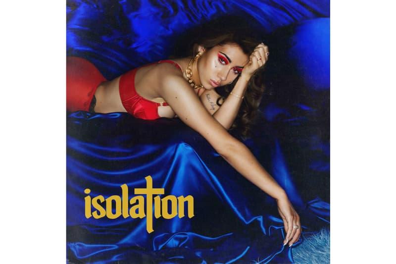 Kali Uchis 'Isolation' Album Stream Album Leak Single Music Video EP Mixtape Download Stream Discography 2018 Live Show Performance Tour Dates Album Review Tracklist Remix