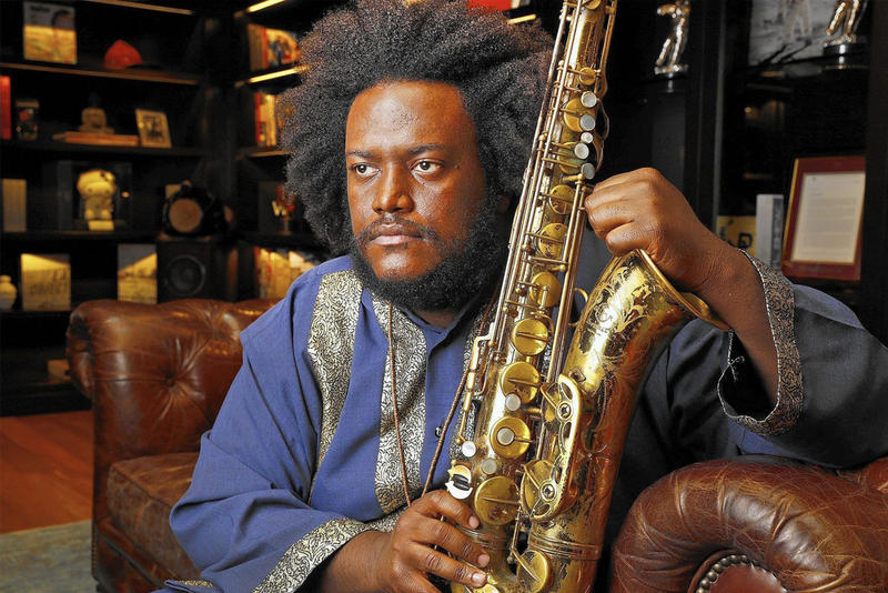 Kamasi Washington Heaven and Earth Album Announcement