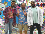 Kanye Teases Possible Murakami-Designed Cover Art for 'Kids See Ghost'