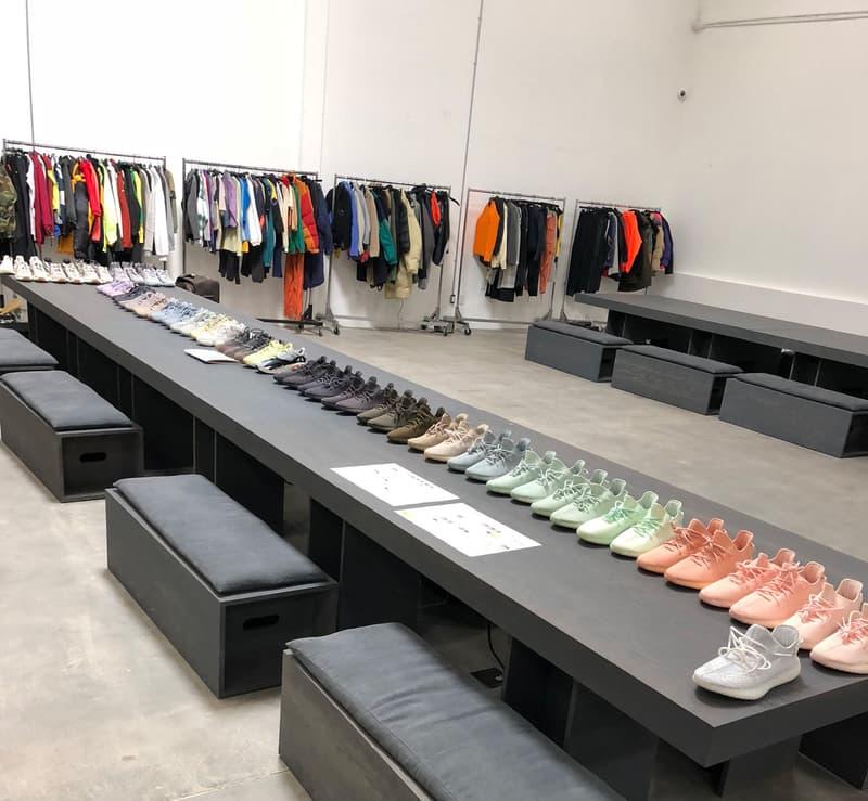 Kanye West New YEEZYS 2018 adidas originals yeezy 350 v2 yeezy 700 yeezy 500 sandals basketball shoes sneakers ye