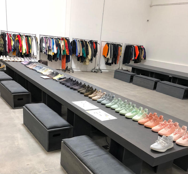 04c075c1f8a Kanye West New YEEZYS 2018 adidas originals yeezy 350 v2 yeezy 700 yeezy  500 sandals basketball