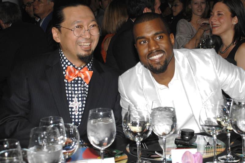 Kanye West takashi Murakami Kids See Ghosts cover album art kid cudi good music
