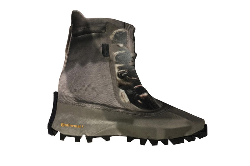 Kanye West Unreleased YEEZY 950 Boot Designs Continental