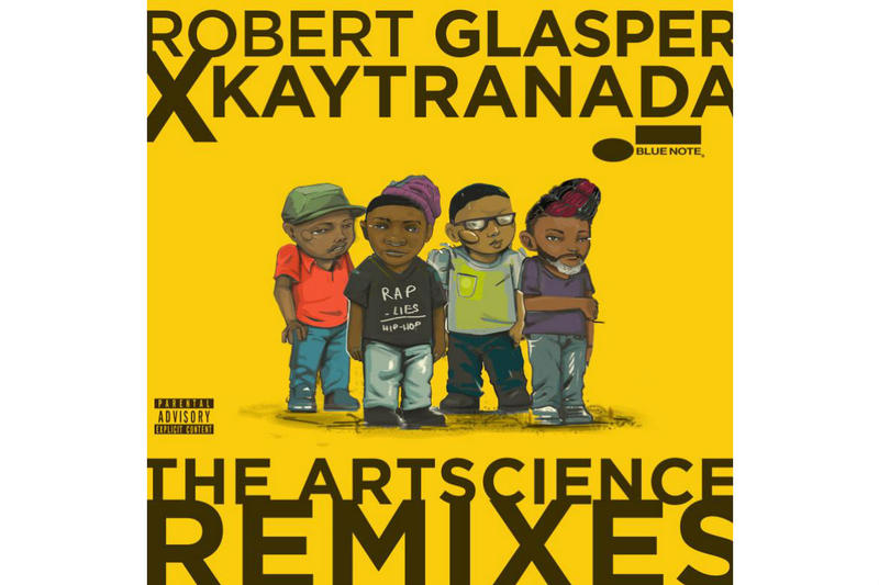 Kaytranada Robert Glasper Artscience Remix EP Album Leak Single Music Video EP Mixtape Download Stream Discography 2018 Live Show Performance Tour Dates Album Review Tracklist Remix