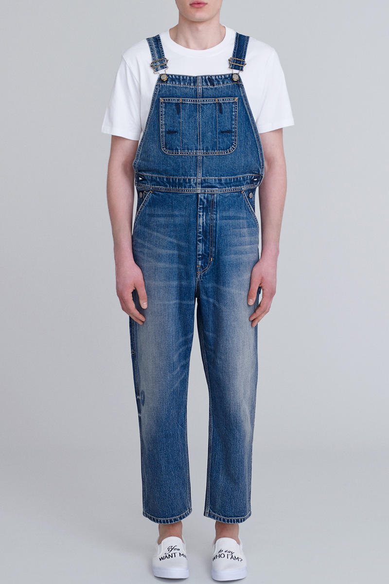 Kim Jones GU Second Spring Summer 2018 Release Unveil Jacket T-shirt Overalls Tote Bags Caps Sandals