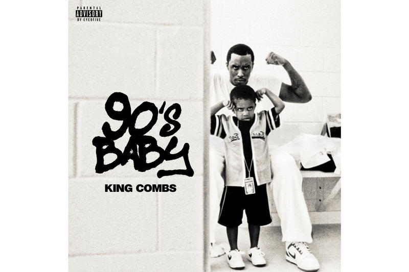 King Combs 90's Baby Mixtape Puff Daddy Diddy son CYN 90s bad boy records rapper musician artist Christian sean puffy