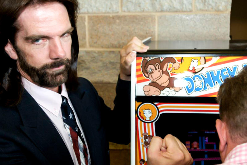 King of Kong Donkey Kong Arcade Billy Mitchell Steve Weibe cheater stripped banned