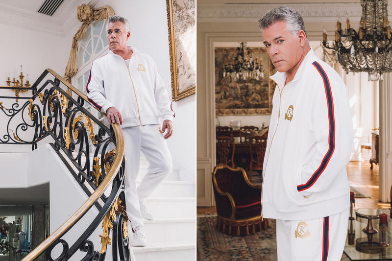 KITH Bergdorf Goodman Fourth Collection fashion lookbooks 2018 april ronnie fieg ray liotta goodfellas