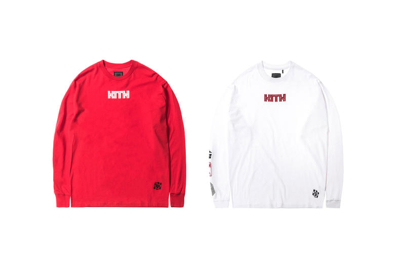 KITH Racing Collection Closer Look jacket pants t shirt hoodie leggings bra fashion 2018
