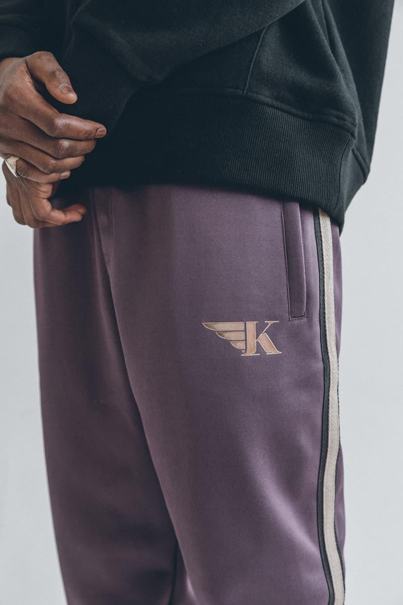 KITH Tracksuit Program Lookbook spring summer 2018 release date info drop ronnie fieg