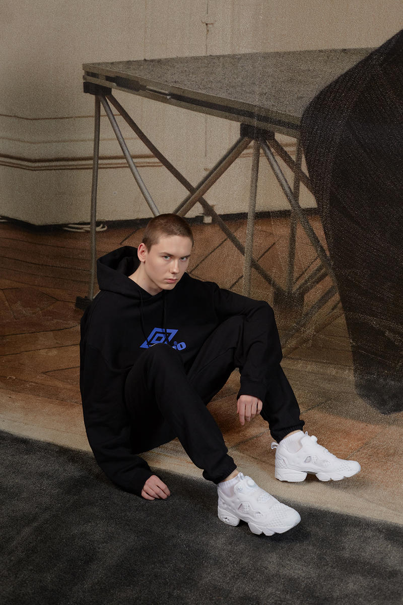 Vetements x Umbro Spring/Summer 2018 Editorial KM20 Collab Collaboration