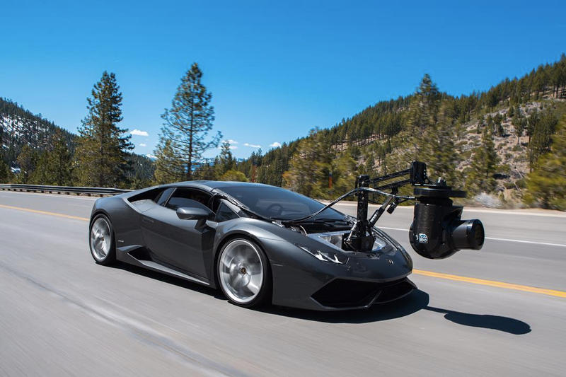 Lamborghini Huracam Worlds Fastest Camera Car Huracan Customized Modified Incline Dynamic Outlet