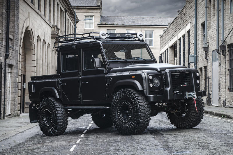 Land Rover Defender Foot Chelsea Truck Co