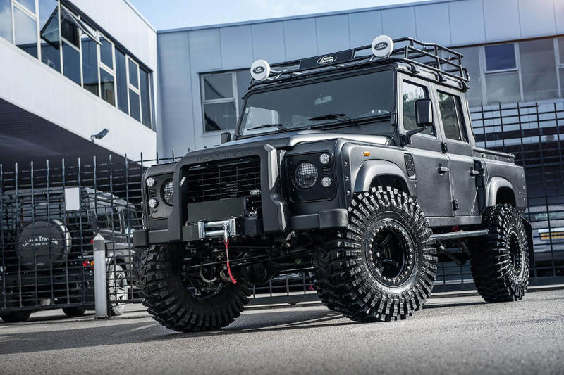 Land Rover Defender Bigfoot Chelsea Truck Co