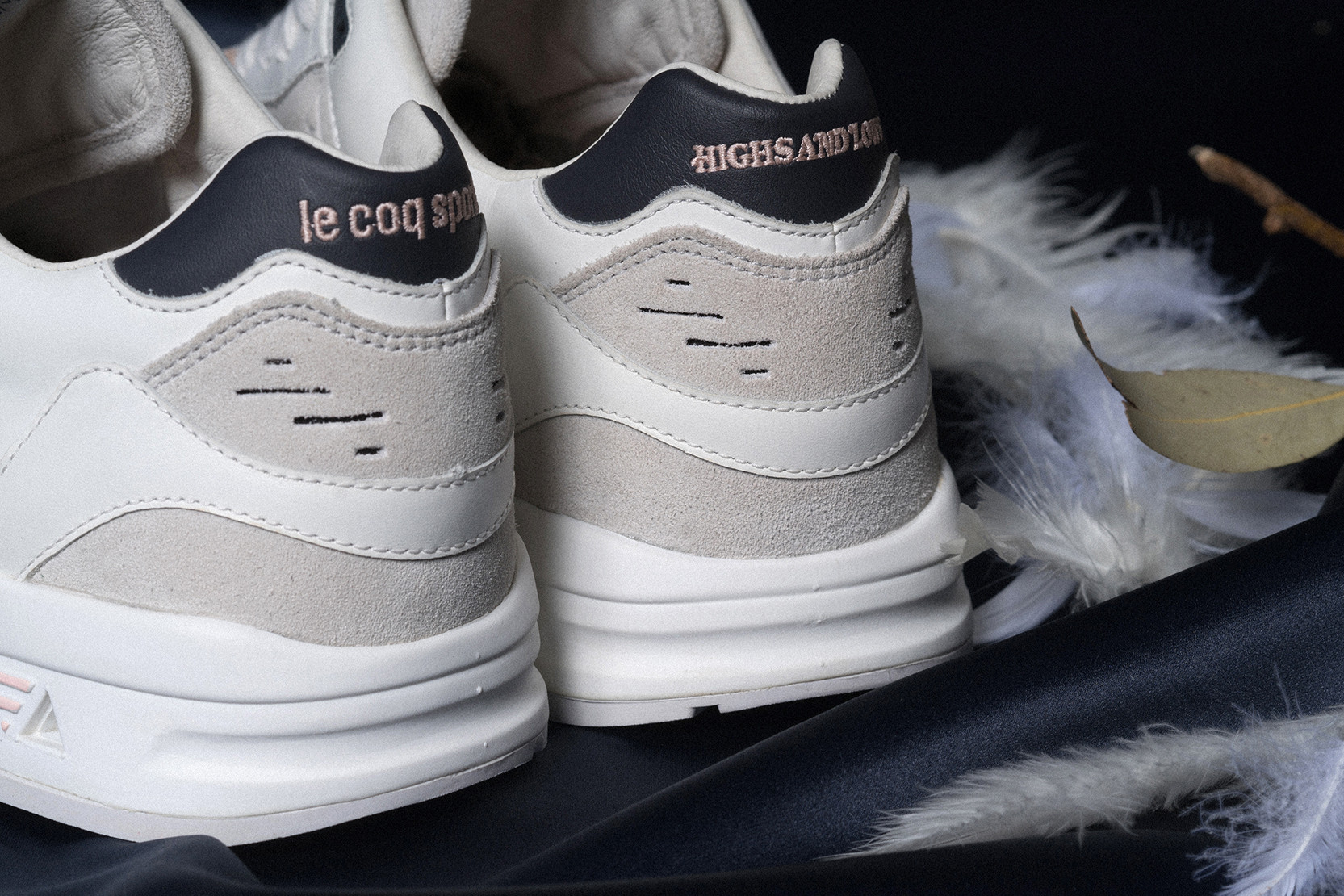 Highs and Lows x Le Coq Sportif LCS R