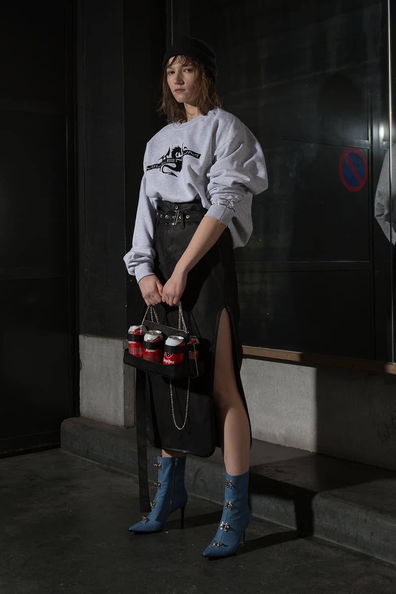 Léo Fall/Winter 2018 Collection Lookbook Belgium fashion brand label Leonneke Derksen  Matthias Medaer antwerp