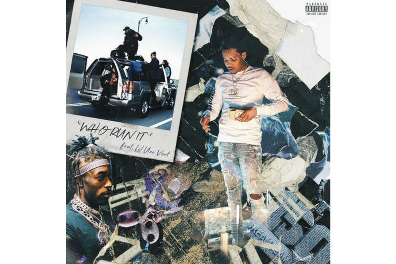 Lil Uzi Vert Remix G Herbo Who Run It Album Leak Single Music Video EP Mixtape Download Stream Discography 2018 Live Show Performance Tour Dates Album Review Tracklist Remix