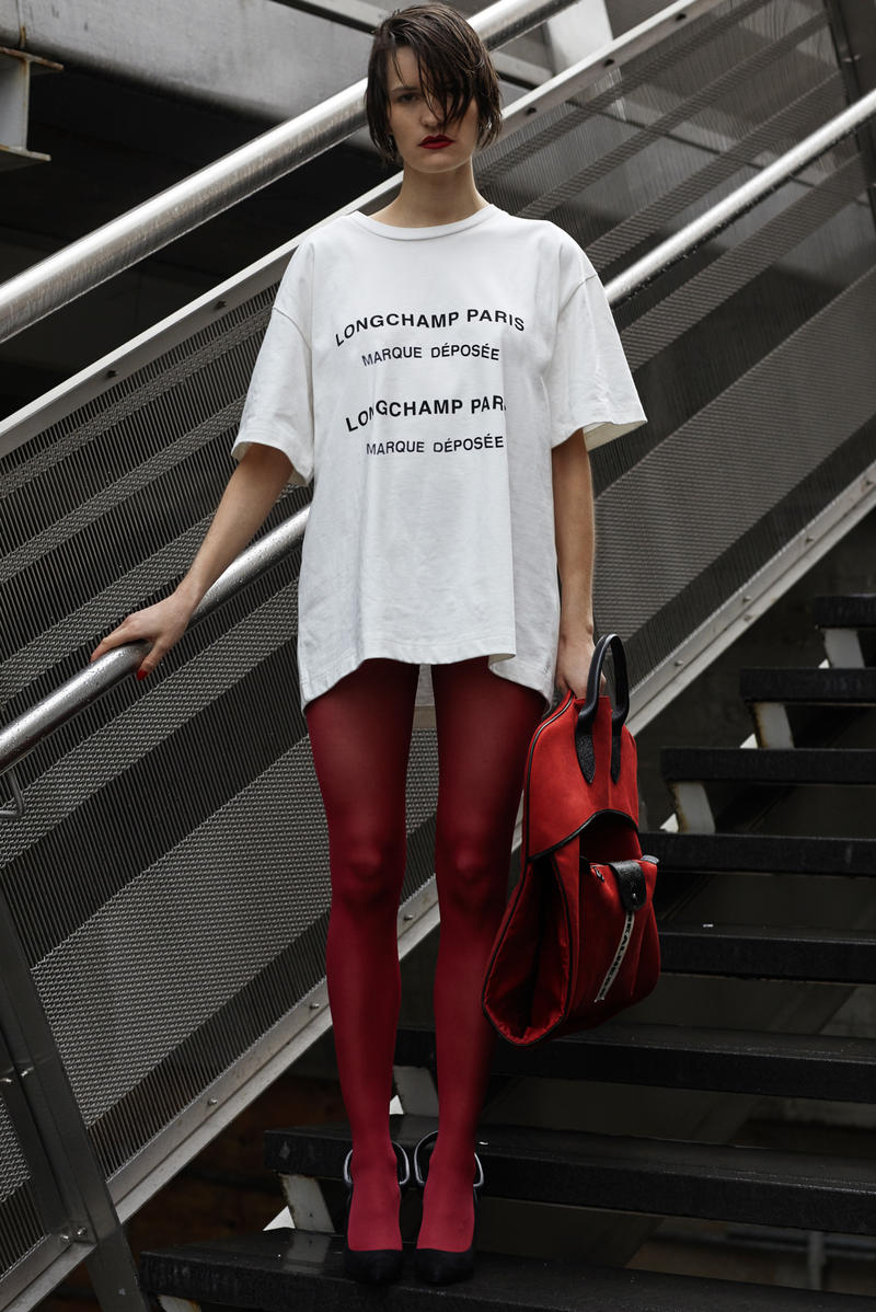 Longchamp by Shayne Oliver Collection Lookbook bags footwear accessories clothes release info