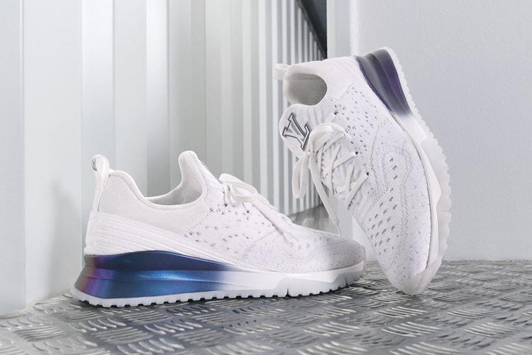 ecd1841c6a75c9 Louis Vuitton Reveals New Colorways of Its Technical VNR Sneaker. Footwear