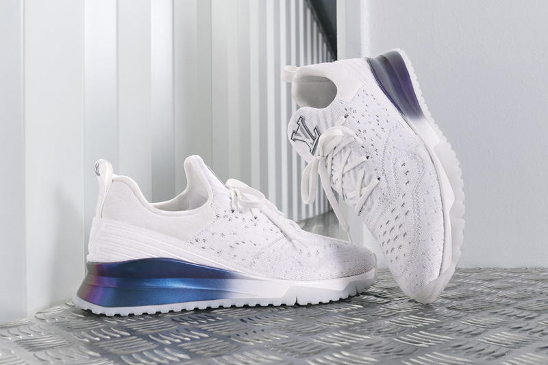 Louis Vuitton VNR Sneaker Colorways Navy Black White Grey Technical Runner Silhouette Trainer How to buy cop purchase release details information