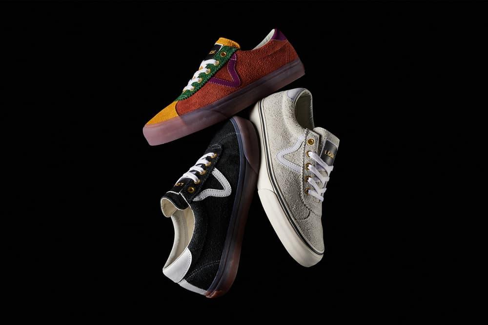 LQQK Studio Vans Collaboration april 2018 spring summer ss18 release date info drop sneakers shoes footwear
