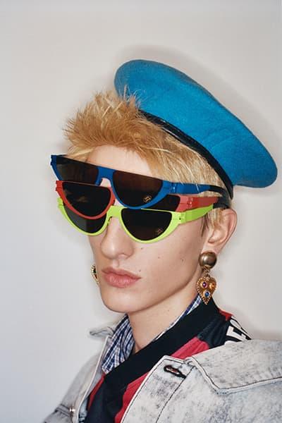 Martine Rose MYKITA Sunglasses Collaboration april 2018 spring summer ss18 release date info drop eyewear