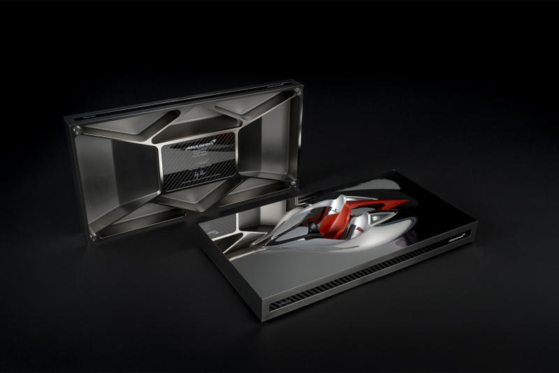 McLaren Project BP23 Speed Form Sclupture buyers gift preorder pre order 106