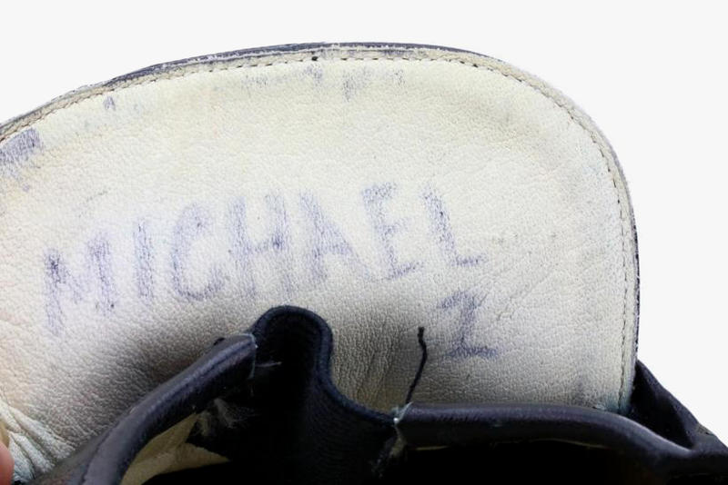 Michael Jackson's Moonwalk Shoes for Auction MJ King of Pop Dance Soul Music Dance Jackson 5 Moonwalk Auctions Music Memorabilia