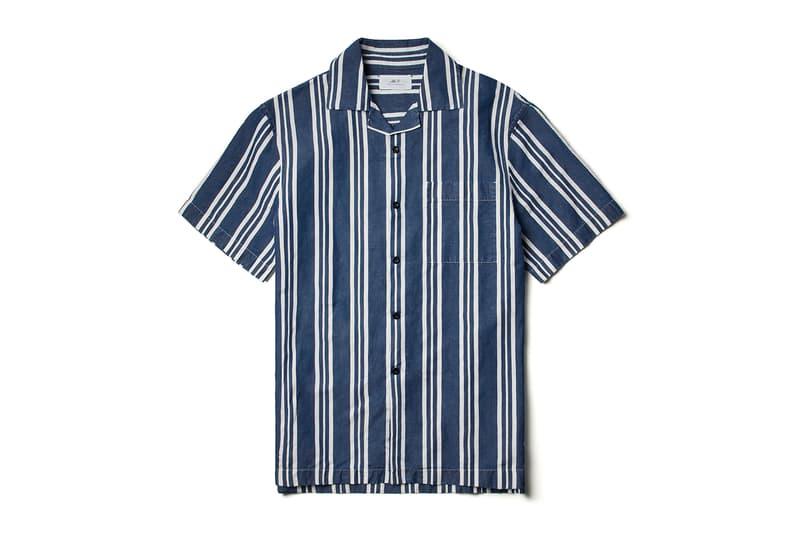 Mr P. MR PORTER Spring 2018 Third Collection Orange Navy Black White Jacket Polo Shirts Retailer