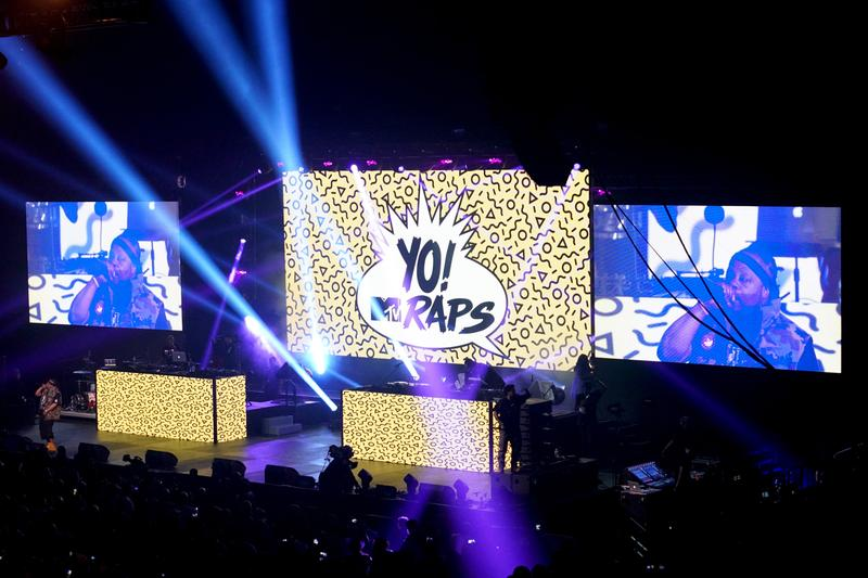 MTV Relaunching Yo MTV Raps