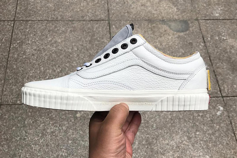 nasa vans old skool footwear collaboration sneakers kicks shoes
