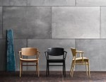 Nendo and Fritz Hansen Team up to Create the N01 Dining Chair